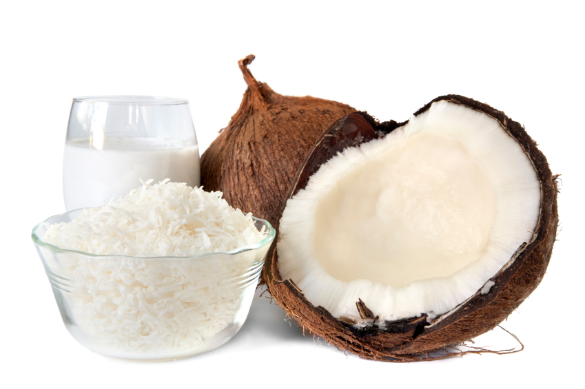 Saturated Fat In Coconut 117